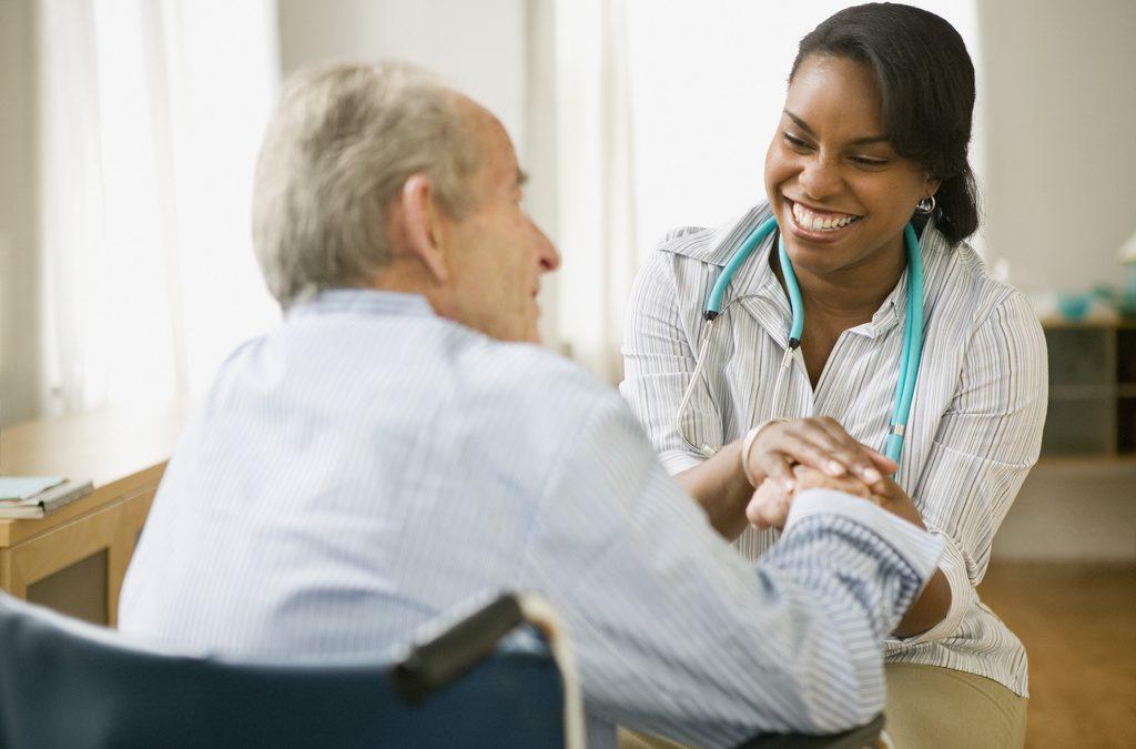 Home Care vs Nursing Home